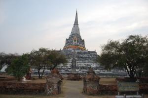 10.04.2013_Ayuthaya Wat Phra Si Samphet